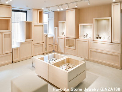 Favorite Stone Jewelry GINZA188