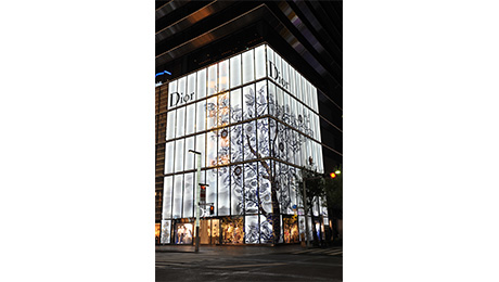 HOUSE OF DIOR GINZA