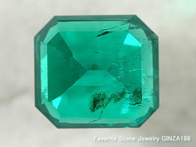 Non Oil Emerald 0.793ct Loose Gem