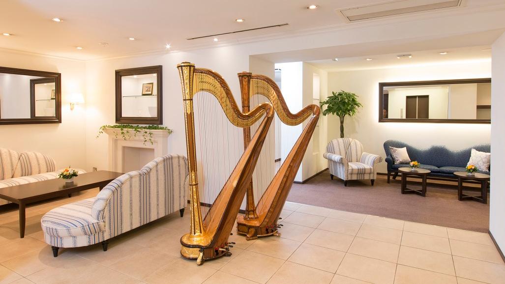 Ginza Jujiya Harp&Flute