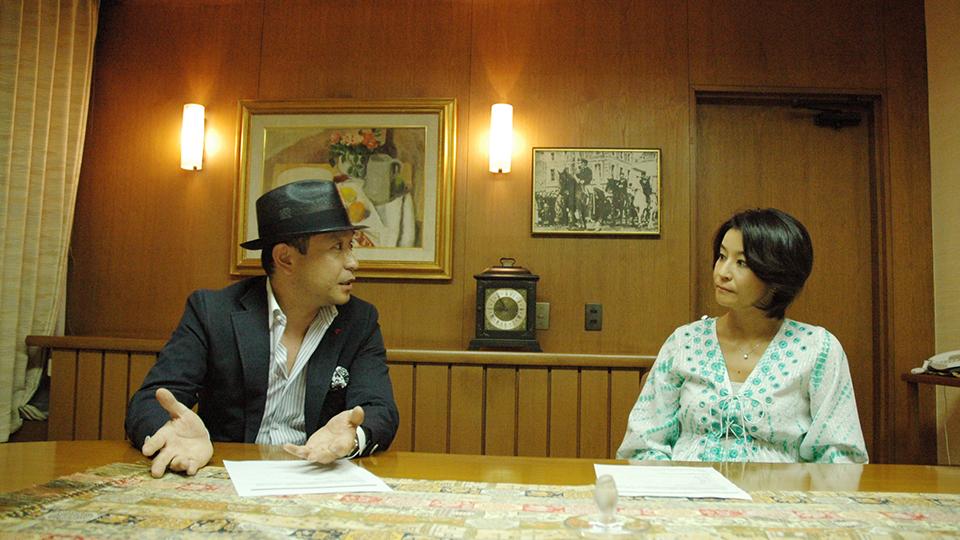 Ryo Sayegusa×Chisako Takashima