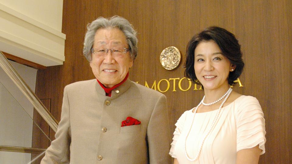 Choichiro Motoyama×Chisako Takashima
