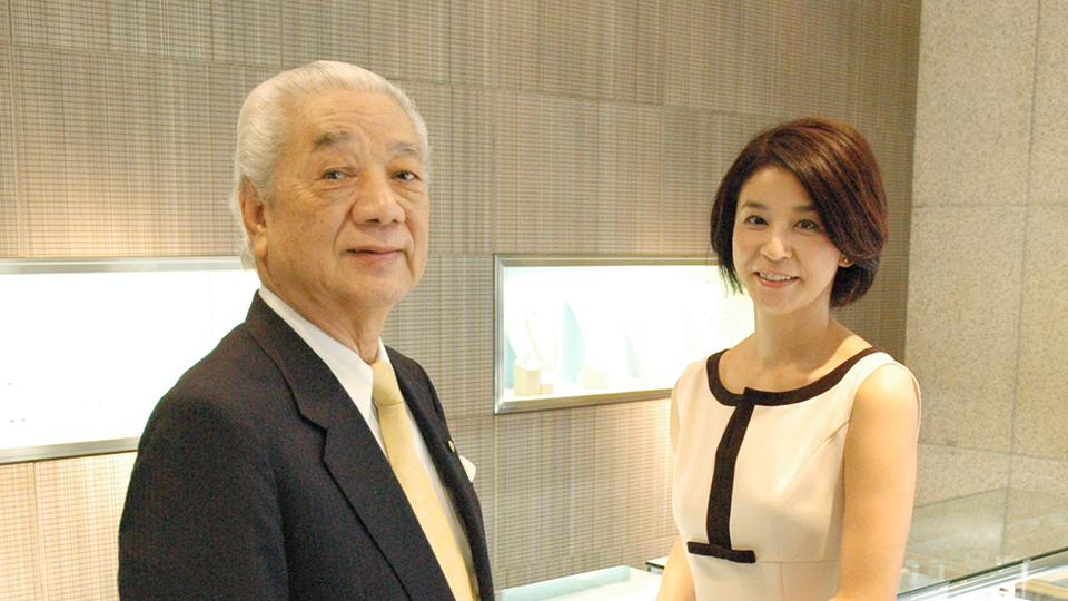 Kunihiko Miwa×Chisako Takashima