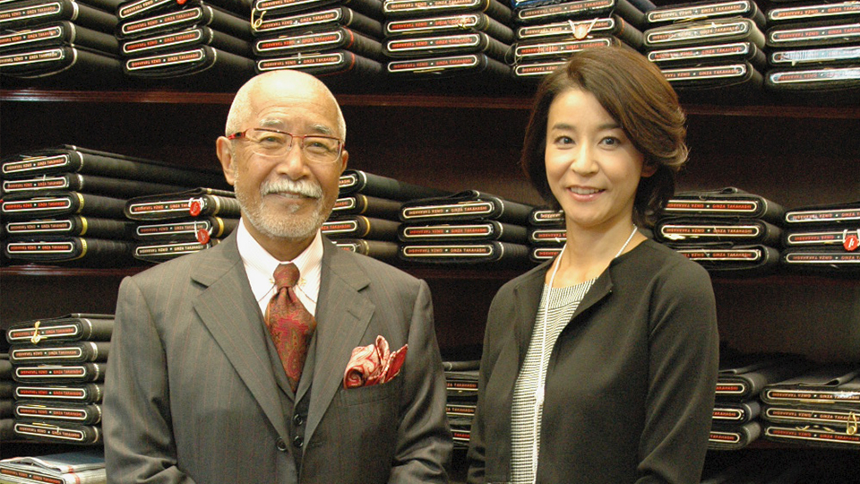 Jun Takahashi×Chisako Takashima