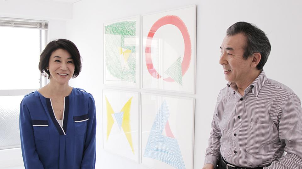 Hozu Yamamoto×Chisako Takashima