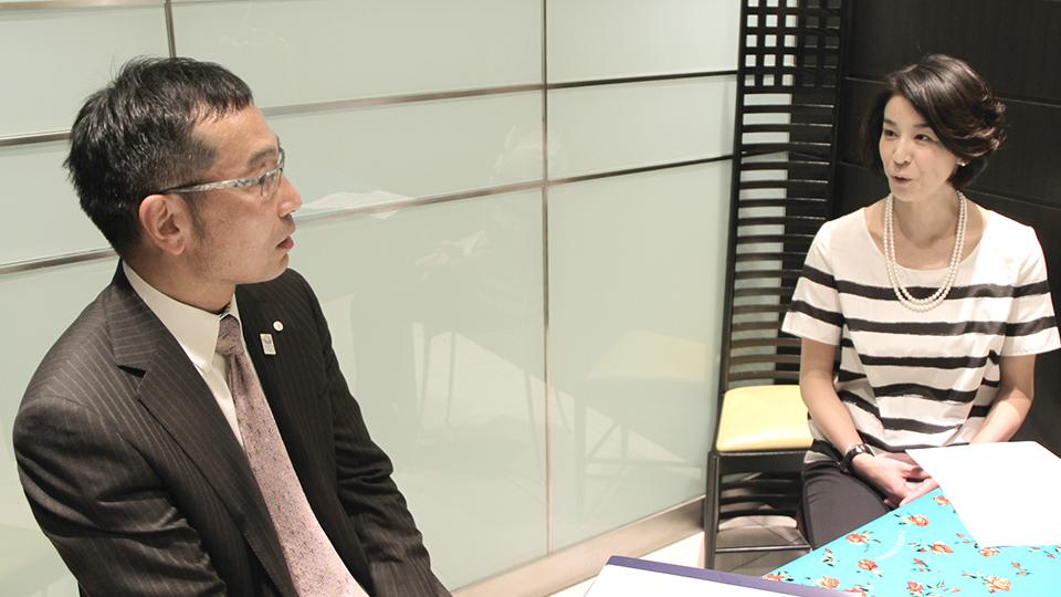 Mitsuru Saito×Chisako Takashima