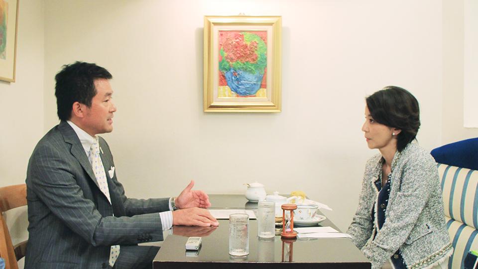 Koichi Suzuki×Chisako Takashima
