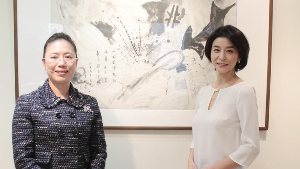 Seiko Yamada × Chisako Takashima