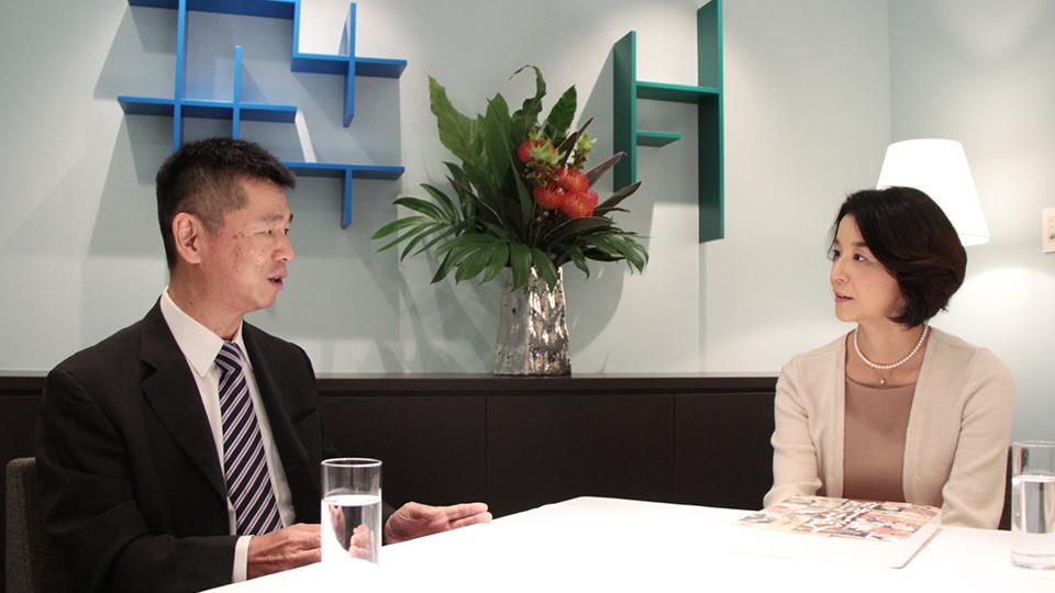 Shoichiro Watanabe×Chisako Takashima