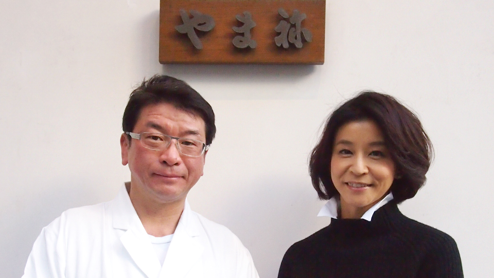 Atsushi Yamane×Chisako Takashima