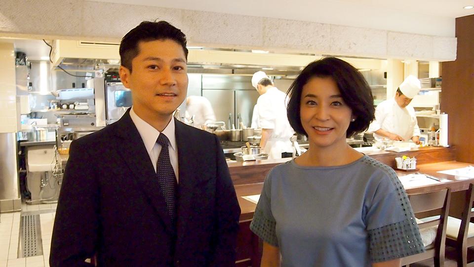 Takashi Hoshihara×Chisako Takashima