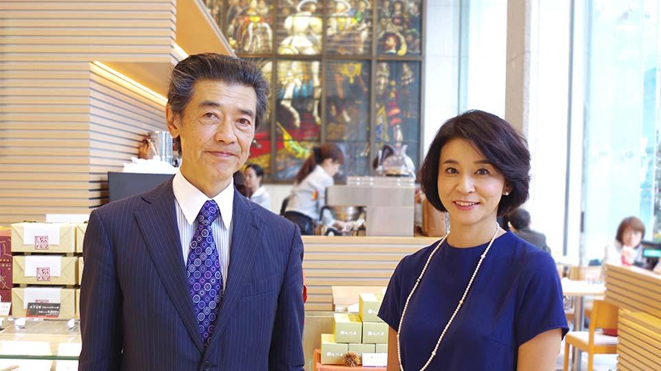 Keisuke Okamoto×Chisako Takashima