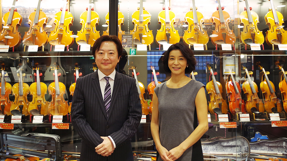Masahiko Yamano×Chisako Takashima