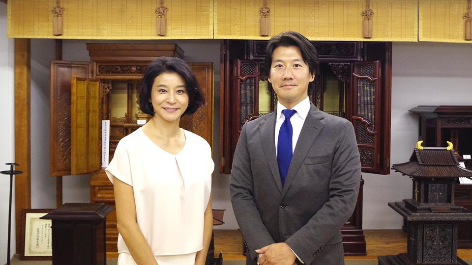 Motoyoshi Yasuda×Chisako Takashima