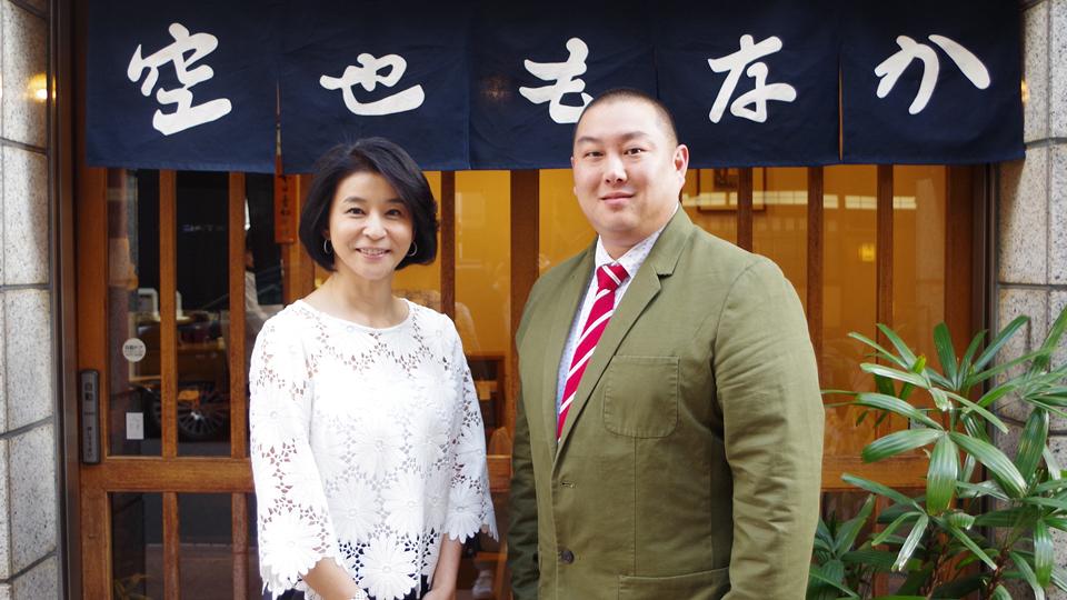 Hikoyuki Yamaguchi×Chisako Takashima