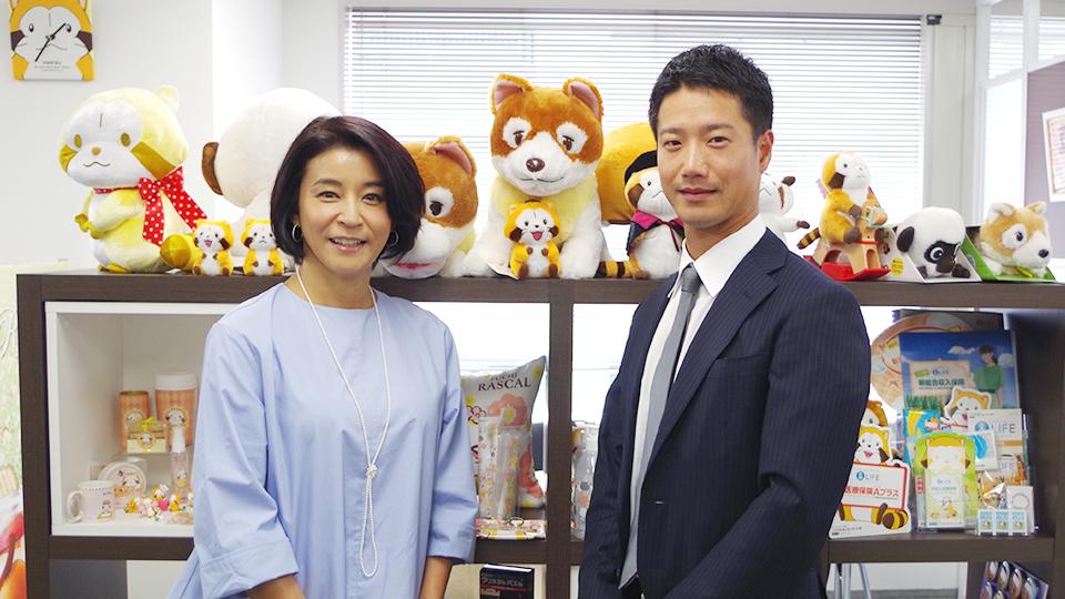 Shuichi Motohashi× Chisako Takashima