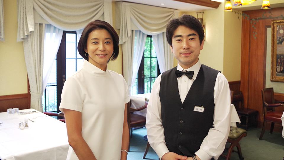 Shinpei Tonaka×Chisako Takashima