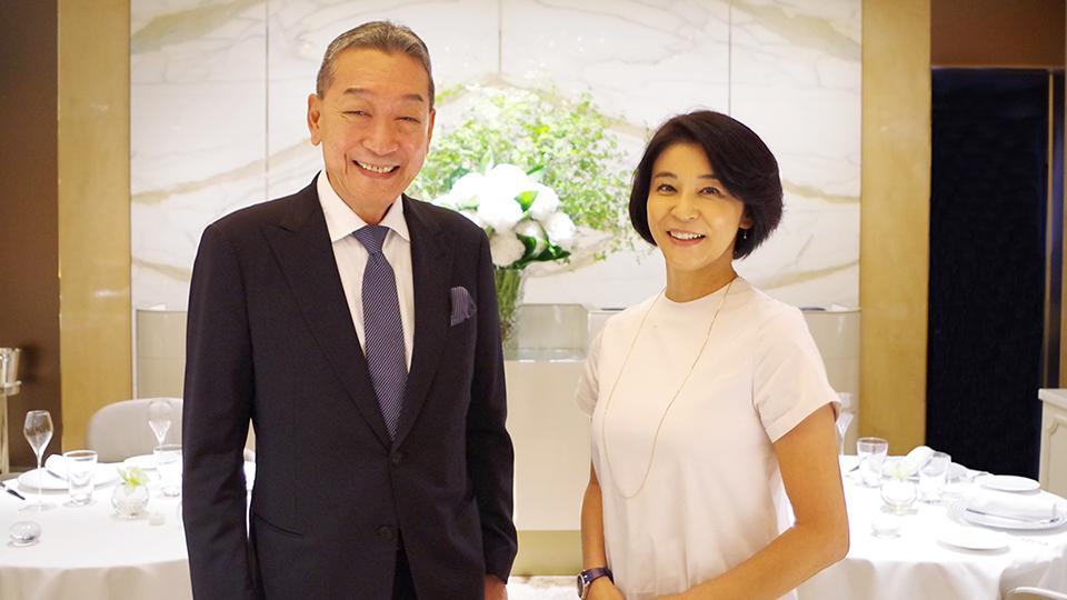 Masataka Yano×Chisako Takashima