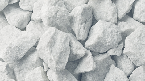 Limestone, the primary component of Limex
