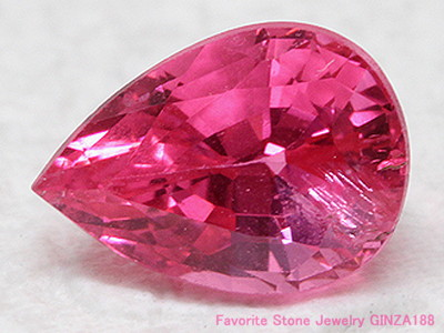 Loose Pink Spinel Jewel from Tanzania 0.800ct