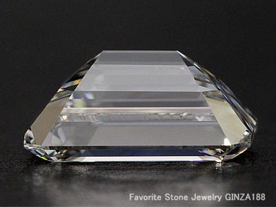 Fancy-cut Diamond 「Emerald Cut」