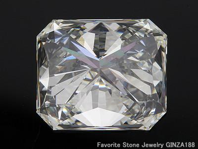 Radiant Cut 3.824 ct J VS1 Diamond