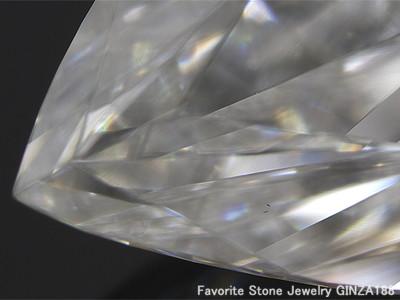 Diamond loose stone 1.038 ct G VS1 Pear shaped