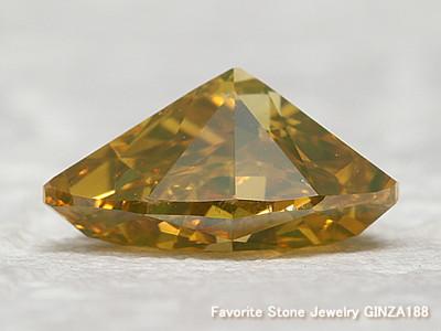 Brownish yellow Diamond 1.728ct loose