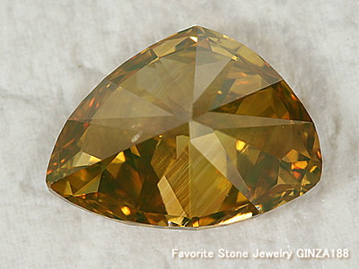Brownish yellow Diamond 1.728ct loose
