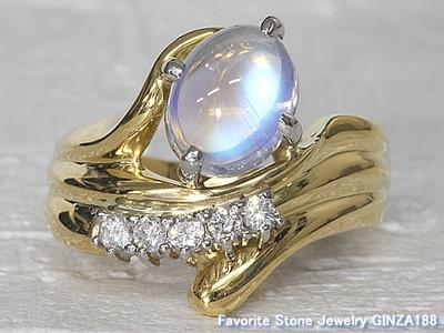 Andesine-Labradorite 2.25 ct Ring