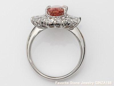 Imperial Topaz 2.827 ct Ring
