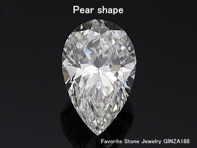 Pear-shape-cut-diamond