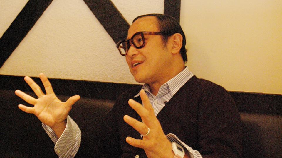 株式会社スマイルズ 代表取締役社長 遠山正道さん