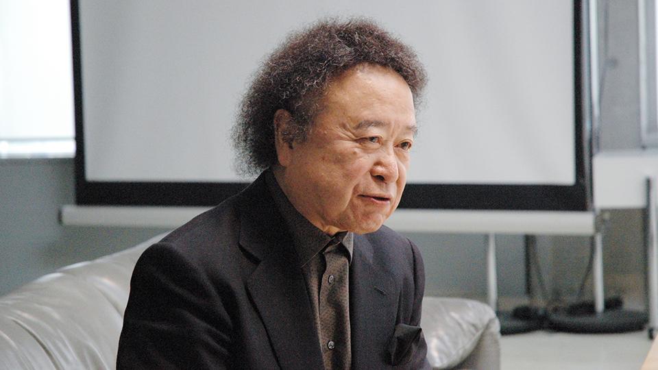 Photographer Kishin Shinoyama