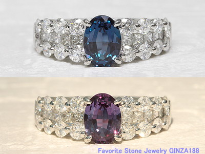 Alexandrite Collection
