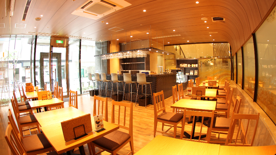ginza mimozakan Cafe'&Bar 328(銀座みもざ館カフェ&バー 328)