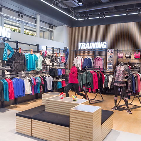 super quality official store new season Sports and Fitness in Ginza | GINZA OFFICIAL