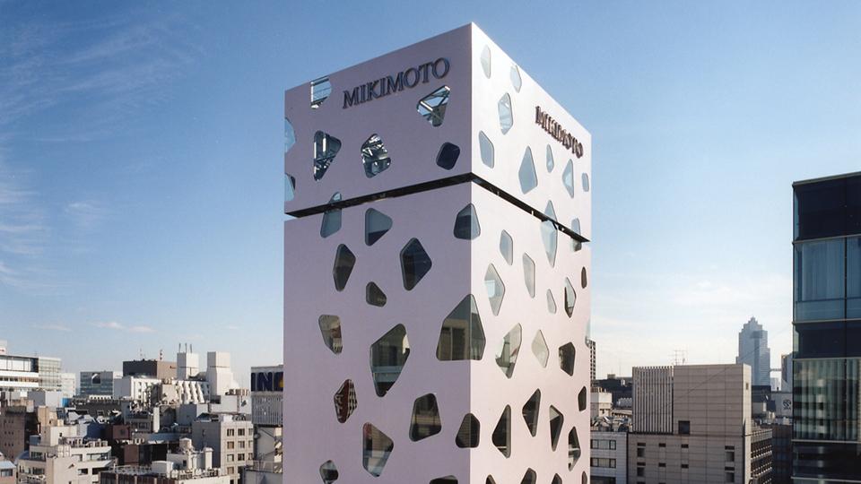 MIKIMOTO 银座2丁目店