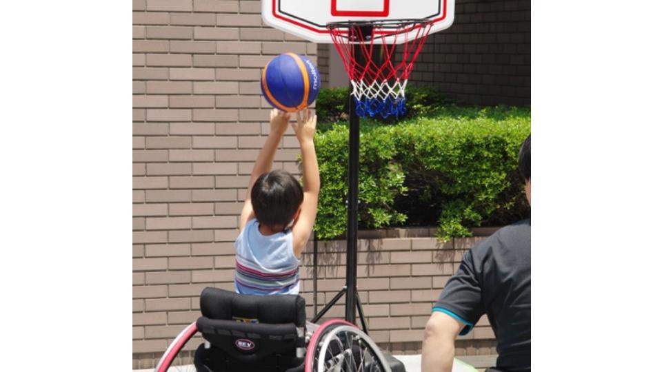 障害者スポーツ体験